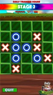 TIC TAC TOE ADVENTURES - náhled