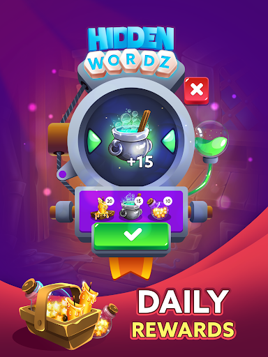 Hidden Wordz - Word Game 4.5.3 screenshots 11