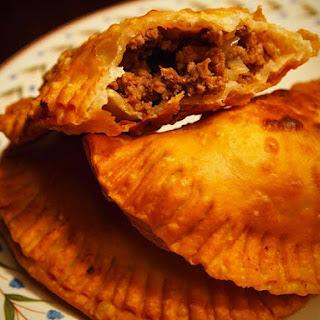 Homemade Beef Empanada