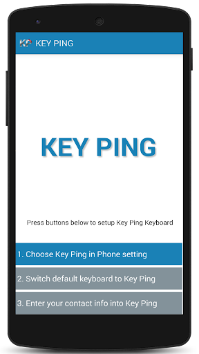 KEY平鍵盤應用程序+ Emojis