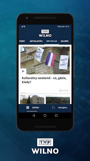 TVP Wilno screenshot 2
