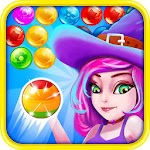 Witch Bird Pop: Bubble Shooter Icon