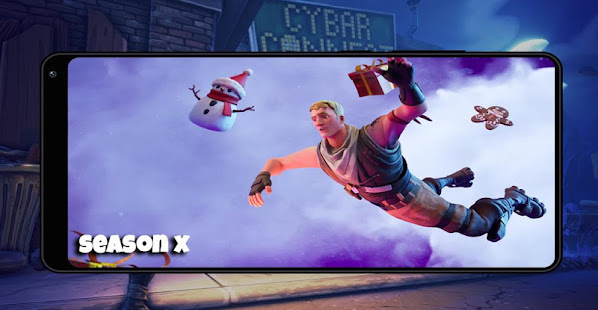 Battle Royale Season X HD Wallpapers 1.0 APK + Mod (Unlocked) for Android