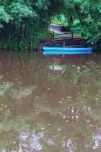 Photo: Canoe near Allasac, Correze