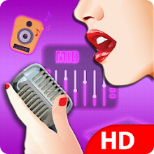 Voice changer - Music recorder with effects Download on Windows