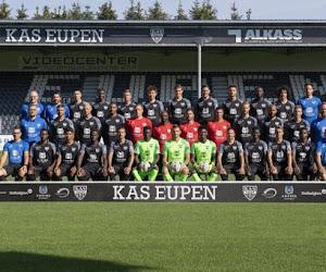 Le groupe eupenois qui affrontera le Club de Bruges est connu !