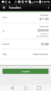 FBFCU Mobile Banking- screenshot thumbnail