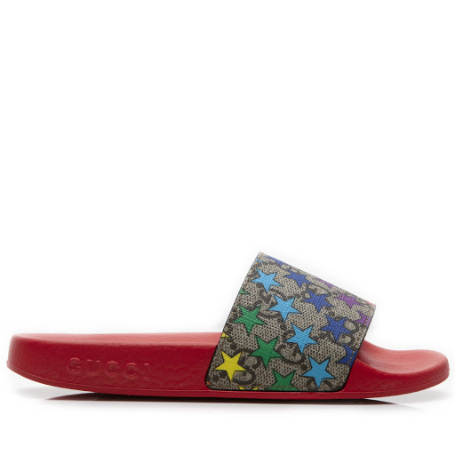 Primary image of Gucci Rainbow Star Slide