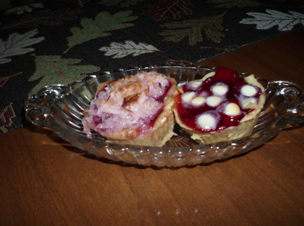 Quick And Easy Cherry Tarts Recipe