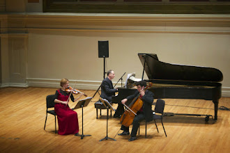 Photo: Atar Trio - View from Mt Nebo - USA Tour 2015 -  UVA - Old Cable Hall - Photo: Alice lin