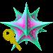 Spacedraw Key icon