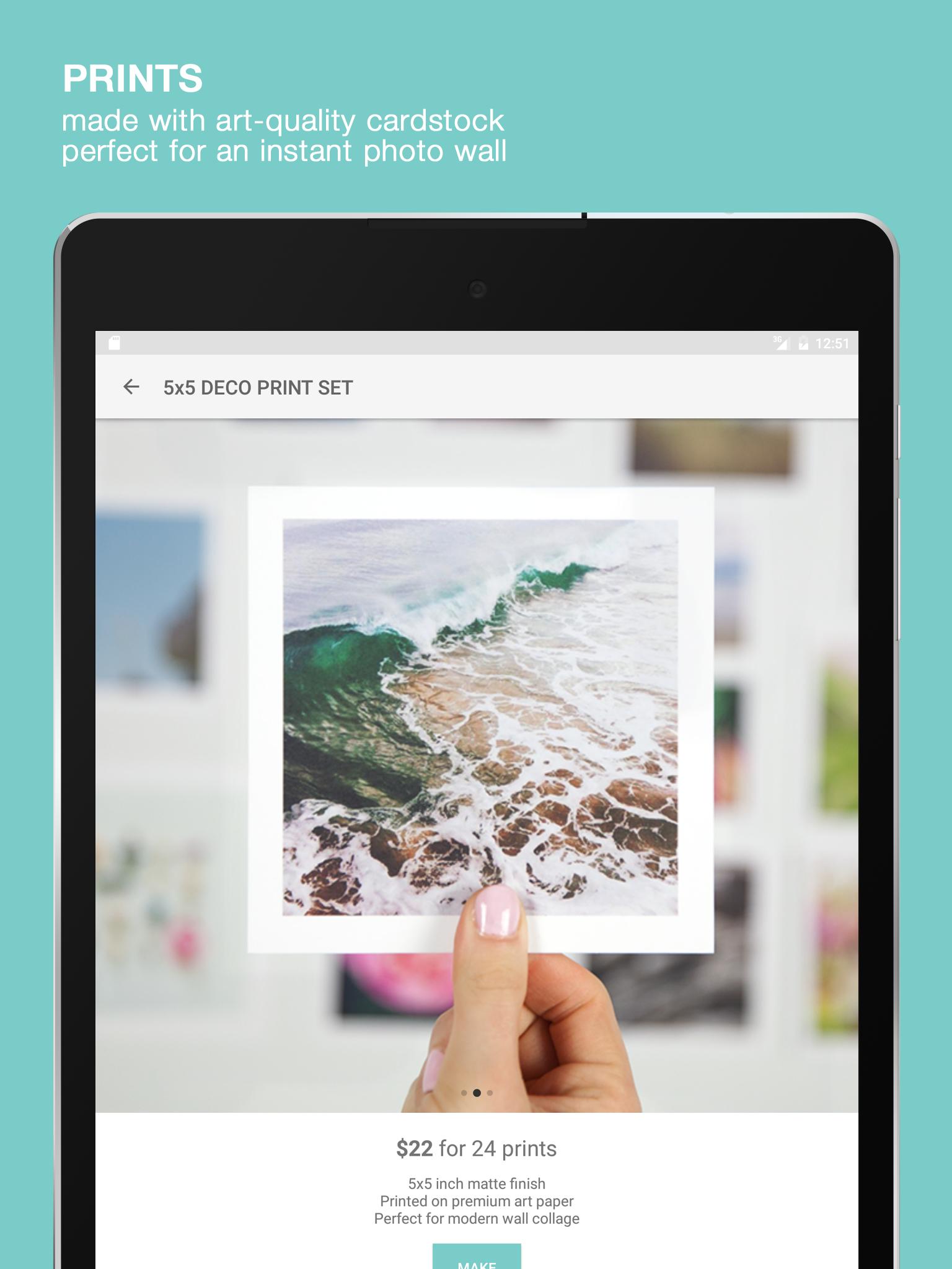 Impressed - Print Your Photos screenshot #9