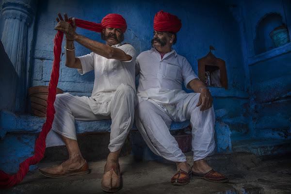 Red Turbans