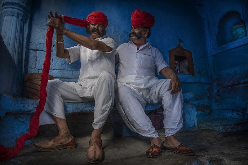 Red Turbans  di MassimoTommi