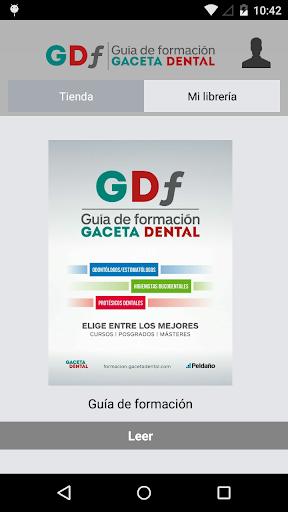 Guía de Formación Dental GDf