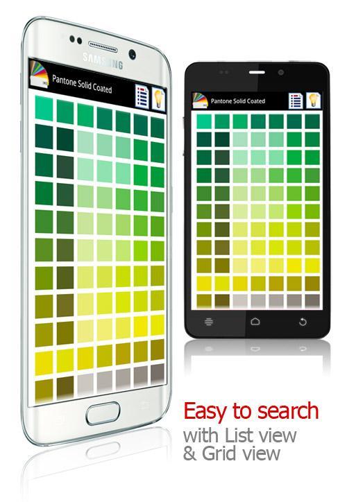 1 Pantone Color Book Pro- screenshot