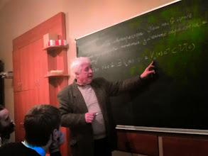 Photo: February 25, 2015 I. Guran On boundedness of topological rings