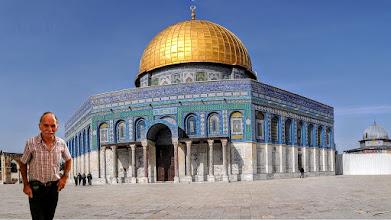 Photo: Al Aksa Moschee/ Hier war ich schon mal