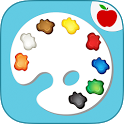 Learn Colors Game for Toddlers icon