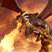 Dragon Fire - Sniper Shooter Conquest
