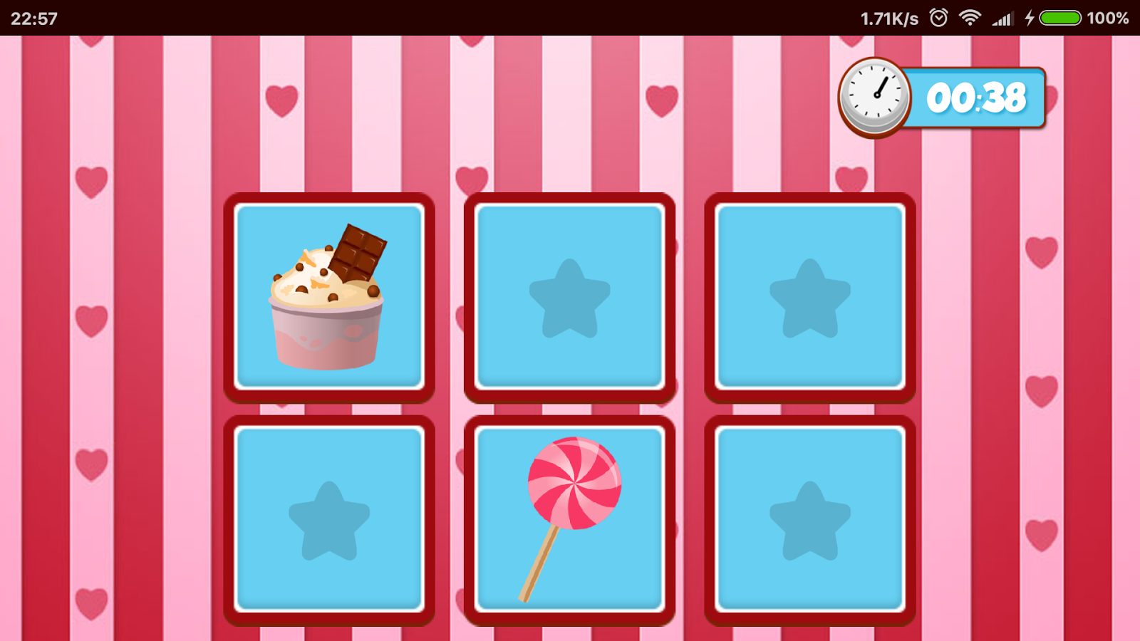 Kandy Korner - Memory Game- screenshot
