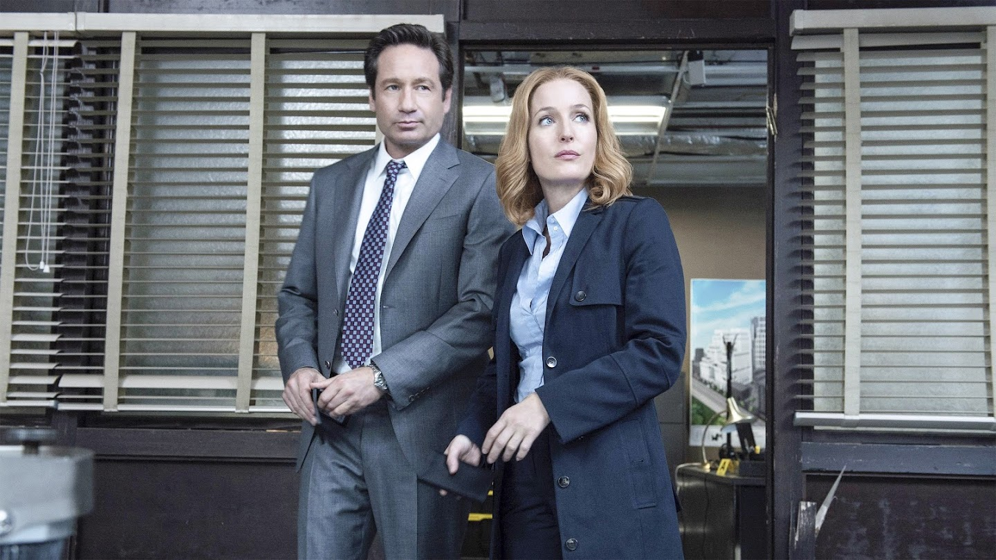 Watch The X-Files live