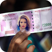 Currency Note Photo Frames