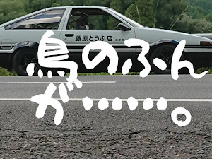 スプリンタートレノ AE86 鹿屋のハチロクのカスタム事例画像 イッコーさんの2020年08月30日13:35の投稿