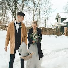 Wedding photographer Larissa Bukar (moresuxo). Photo of 13.04.2017