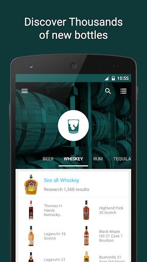 Alcohol Finder Under The Label