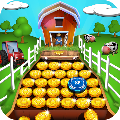 Gold Frenzy Farm Coin Pusher 博奕 App LOGO-硬是要APP