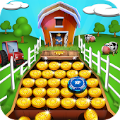 Gold Frenzy Farm Coin Pusher