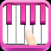 Real Pink Piano - Instruments Music Kid