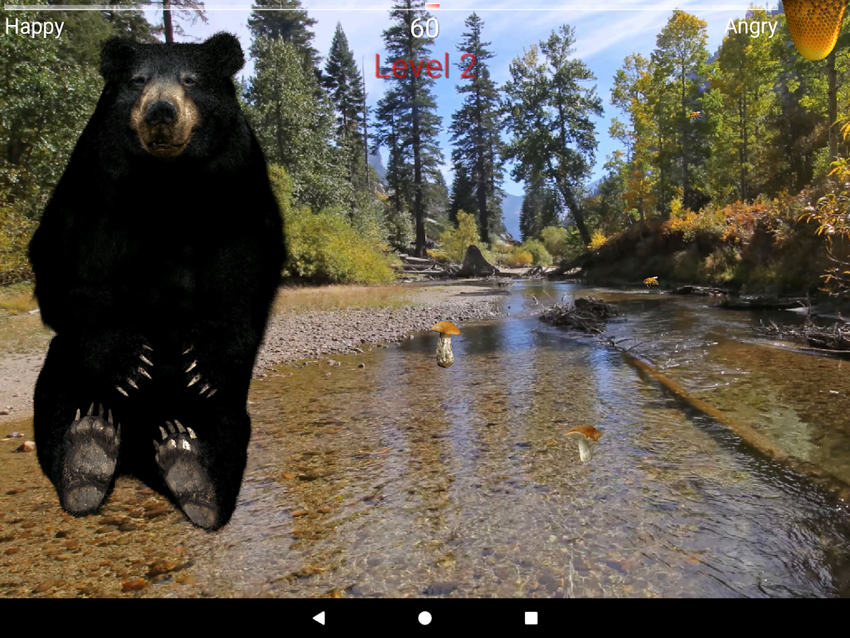 Angry Bear- screenshot