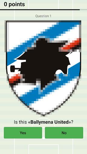 Soccer Club Logo Quiz: more than 1000 teams screenshots 8