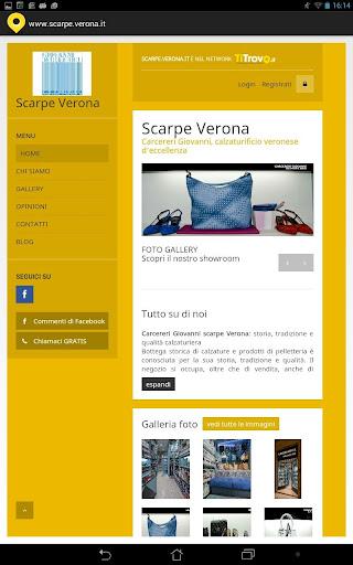 Scarpe Verona