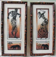 """Photo: Те же """"Африканские танцы"""", другой вид."""