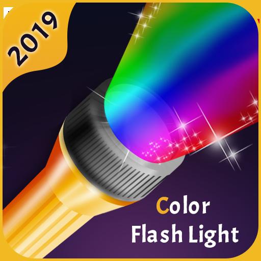 Color Flashlight : Torch LED Flashalert On Call