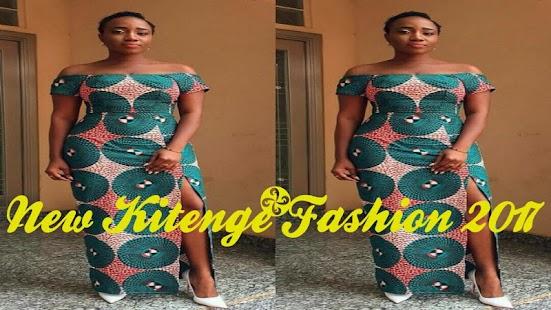 New Kitenge Fashion 2017 - náhled