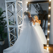 Wedding photographer Mikhail Zykov (22-19). Photo of 07.11.2017
