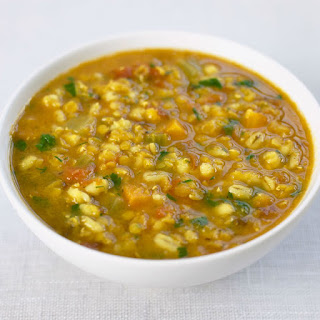 Vegetable Soup With Lentils And Barley Recipes.
