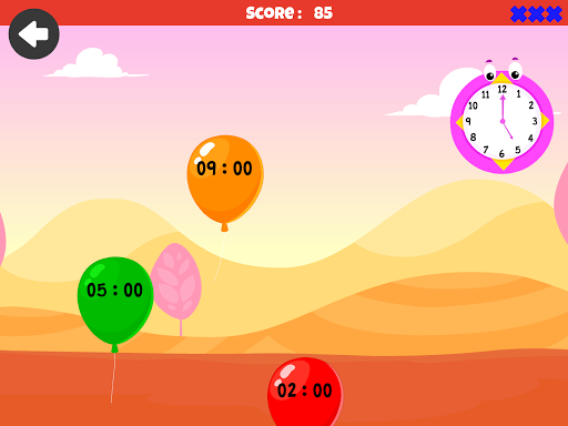 Telling Time Games For Kids - Learn To Tell Time 1.0 screenshots 10