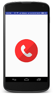 Block Incoming call - náhled