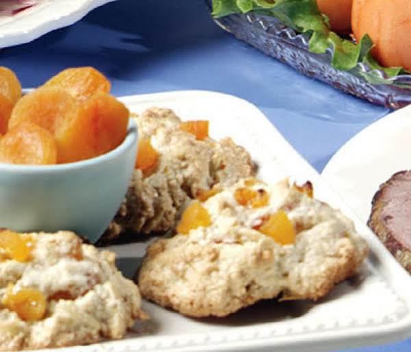 Apricot Almond Macaroons Recipe