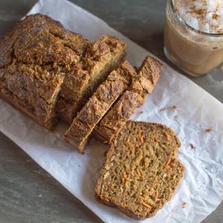 Gluten-Free Carrot Coconut Bread