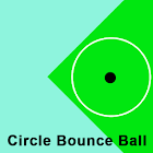 Circle Bounce Ball icon