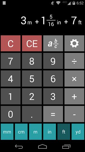 Measurement Calculator