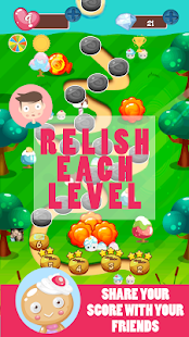 Candy Collapse - Best match 3 puzzle game. - náhled