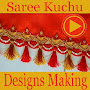 Saree Kuchu New Designs Making Videos APK icon