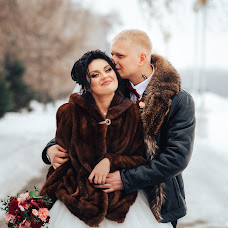 Wedding photographer Andrey Kozyakov (matadorOmsk). Photo of 17.12.2018